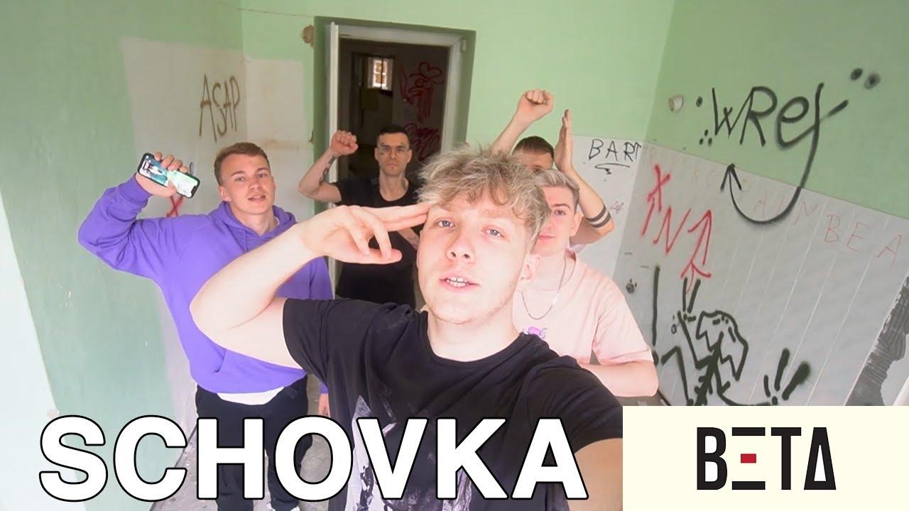 SCHOVKA OPUŠTĚNÁ PSYCHIATRICKÁ LÉČEBNA ! / BETA