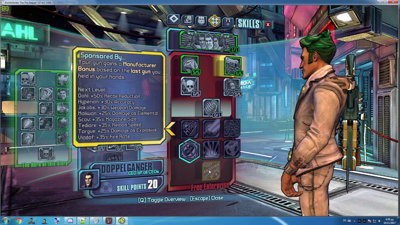 Borderlands 1 patch notes | Borderlands 2 Unofficial