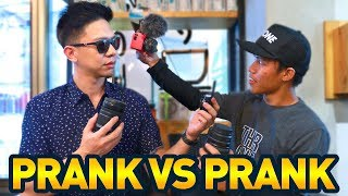 CARA BUAT VIDEO PRANK ft Ibaf Fabi. All About Prank Indonesia. thumbnail