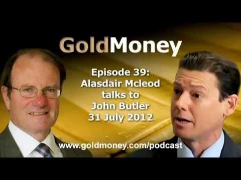 Death of the dollar: John Butler talks to Alasdair Macleod