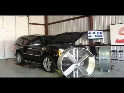 Dyno Tune Cadillac Escalade +30 whp by SeriousHP