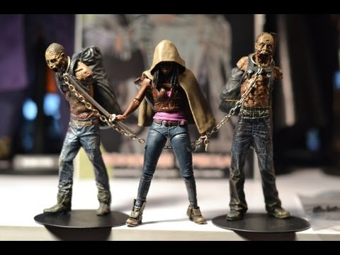 Combo's Action Figure Collection: Michonne: The Walking Dead ...