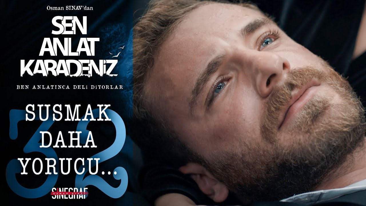Sen Anlat Karadeniz 32.Bölüm Fatih yaşam ile ölüm arasında!