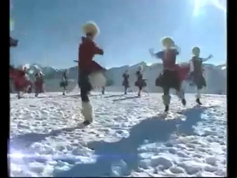 Kar Üstünde Kafkas Dansı