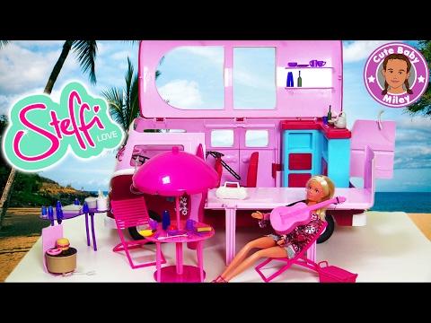 HAWAII CAMPER BUS STEFFI LOVE - endlich Ferien am Strand   CuteBabyMiley