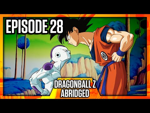 DragonBall Z Abridged: Episode 28 - TeamFourStar (TFS)