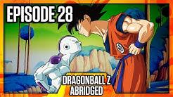DragonBall Z Abridged: Episode 28 - TeamFourStar (TFS)