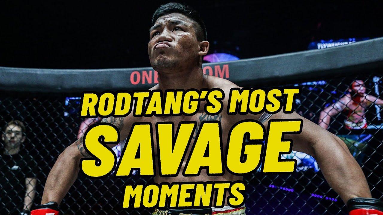 Rodtang's Most SAVAGE Moments
