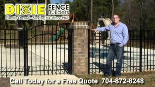 Dixie Fence Builders - Nc