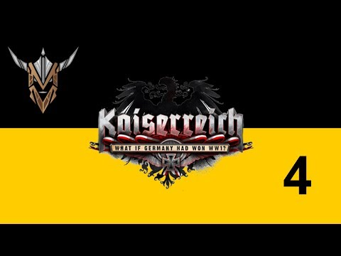 Hearts of Iron IV - Kaiserreich - Austria - 4