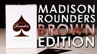 Deck Review - Madison Rounder