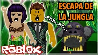 ROBLOX - Escaping the Jungle - C/Kepu