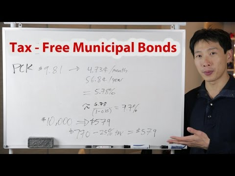 Tax Free Municipal Bonds | BeatTheBush
