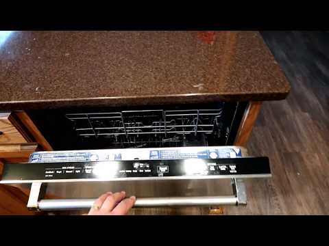 Dishwasher Not Draining Not Cleaning How To Get Dishwasher to drain
