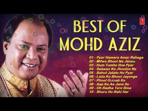 Download Mohammed Aziz Old is Gold Bollywood Songs Collection    