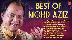 Mohammed Aziz Old is Gold Bollywood Songs Collection |||