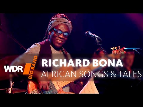WDR BIG BAND feat. Richard Bona - Full Concert | Leverkusener Jazztage 2015