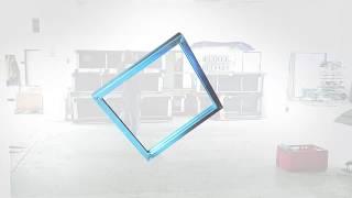 Attl Pozinkované profily pro kapsové filtry | Galvanized profiles for air filter frames