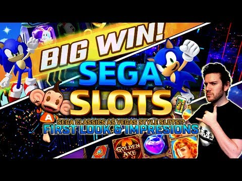 SEGA Slots | Casino Night Zone Has Taken Over! | First Look u0026 Impressions (iOS u0026 Android Gameplay)