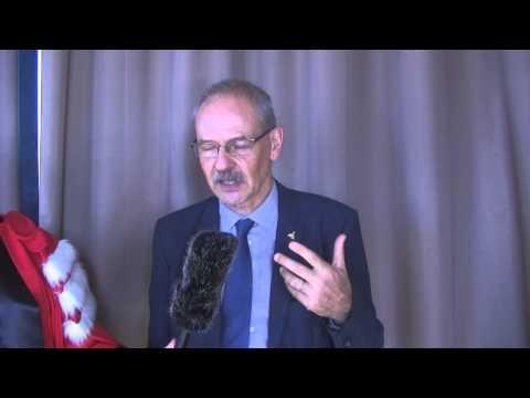 Jean-Marc Bonnisseau, Vice-President for International Affairs: University Paris 1