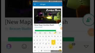 Spielen Zombie-Ansturm in roblox Wut exploit xc