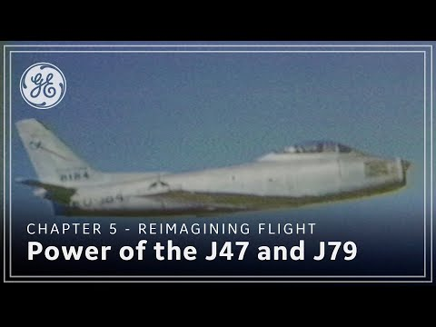 Chapter 5 of 13 - Power of the J85 and TF39