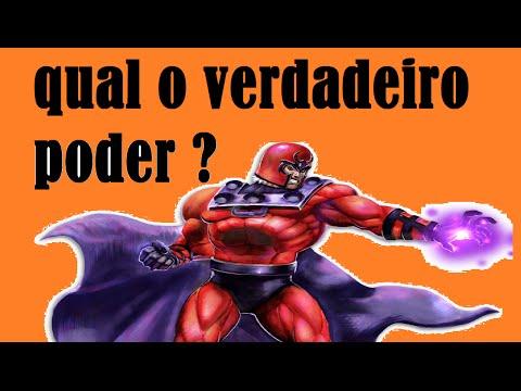 Qual o real poder do Magneto ?