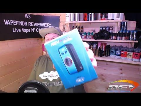 RevTech- - Sports 101watt BoxMod Review - By L-V-C Rviews