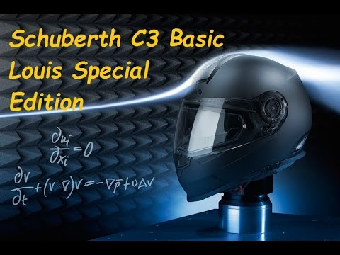 Schuberth C3 Basic unboxing