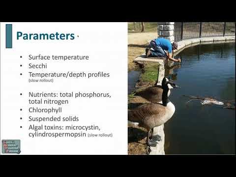 Volunteer Monitoring: Lake Monitoring