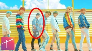 Hidden Messages In BTS Music Videos You Never Noticed