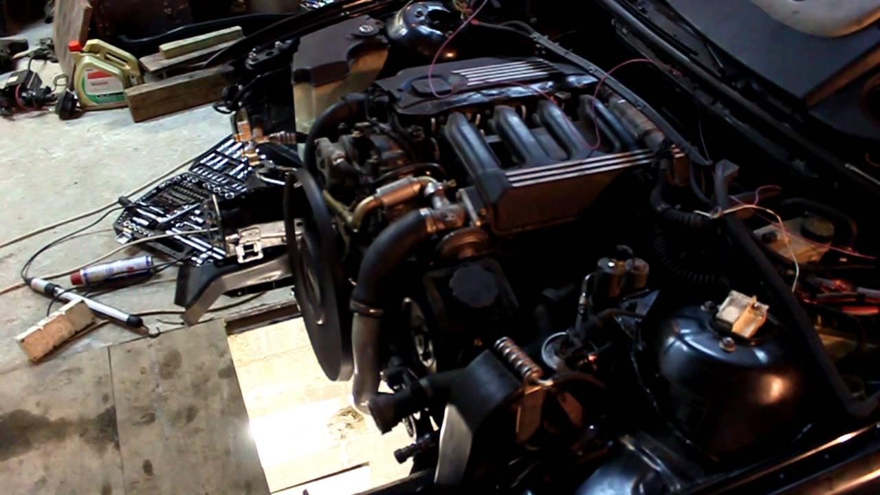 E46 diesel swap