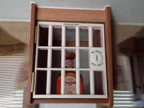 San Quentin State Prison Liquor Lock Up