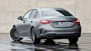Mercedes C class (2022) Entry-luxury car is here to shake up the market (review) mercedes c class!