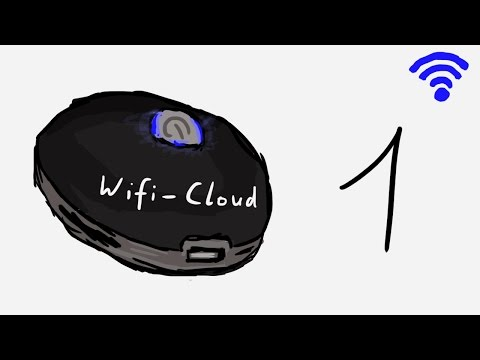 How safe is a Wifi Cloud Hub Router (from hackers)?