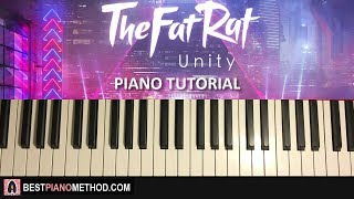 Baixar How To Play - TheFatRat - Unity (Piano Tutorial)