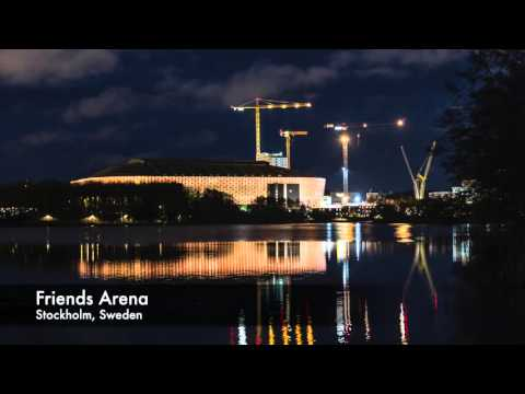 Friends Arena in Stockholm, IOC/IAKS Award 2015