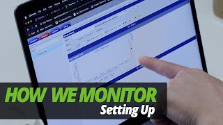 A DAY in the LIFE of a DATA CENTRE | HOW WE MONITOR | FINAL EP | CACTI SET UP!