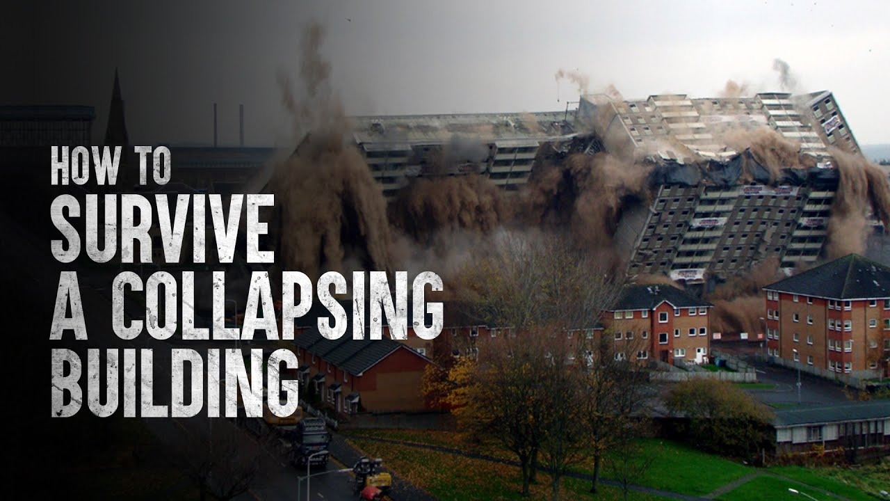 How to Survive a Collapsing Building