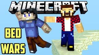 УНИЧТОЖАЕМ ПО КРУГУ - Minecraft Bed Wars (Mini-Game)(Играем в одну из моих любимых мини игр жанра