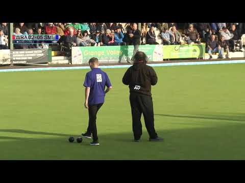 Callum Wraight Vs Greg Smith Semi Final - B.C.G.B.A Mens Champion of Champions - 23.09.17
