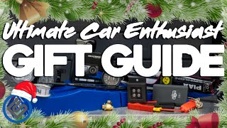 Ultimate Gift Guide for Car Enthusiasts - Under $25