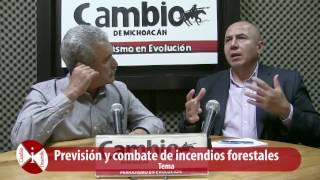Previsión y combate de incendios forestales - Cambio i Desarrollo