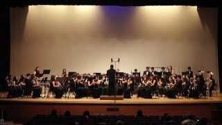 Illusion for Murasaki Shikibu | Roosevelt HS Symphonic Band | 2011 OBDA POB
