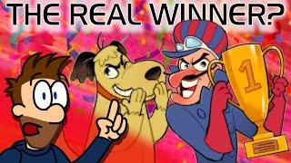 Who Really Won Wacky Races? - Eddache