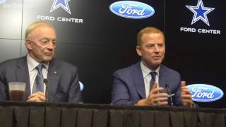 Cowboys pick pass rusher with Taco Charlton in first round