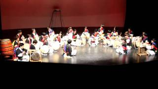 Sinaboro Drums to Dragon Dance