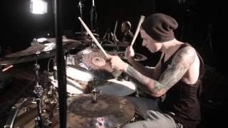 Luke Holland ft. Sam Applebaum - Veil of Maya - Mikasa Dual Drum Cover