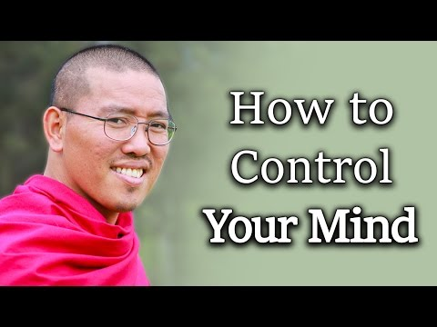 How To Control Your Mind - ESSENTIAL Techniques For Feeling Inner Peace
