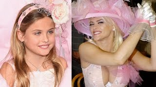 Anna Nicole Smith's Daughter Dannielynn Birkhead Is Cuter Than Ever at Kentucky Derby